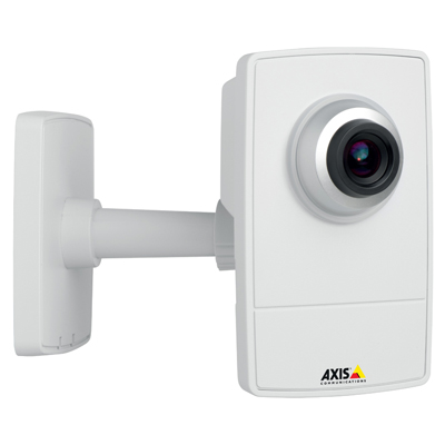 Axis Communications AXIS M1013 1/4-inch Network Camera With 2.8 Mm Focal Length