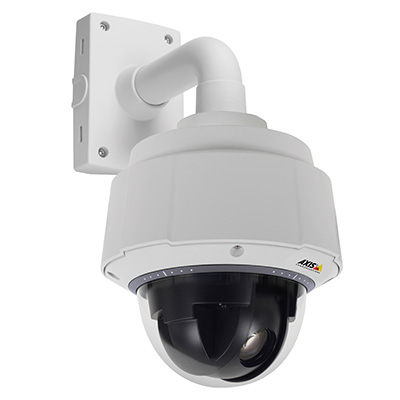 Axis Communications AXIS Q6045-E Mk II High-speed Outdoor PTZ Dome Network Camera
