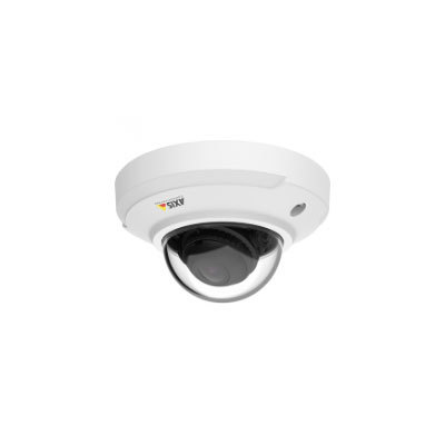 Axis Communications AXIS Companion Dome V Full HD Indoor Fixed IP Dome Camera