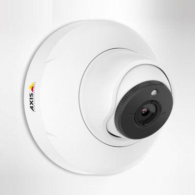 Axis Communications AXIS Companion Eye mini L Indoor Full HD IR IP Dome Camera
