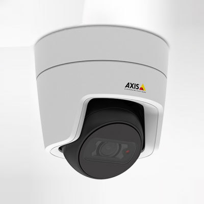 Axis Communications AXIS Companion Eye L Indoor Full HD IR IP Dome Camera