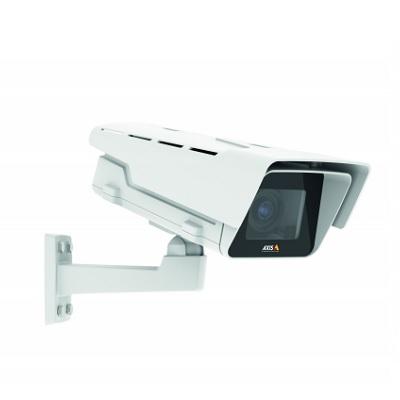 Axis Communications P1368-E Outdoor-ready 4K Surveillance Network Camera