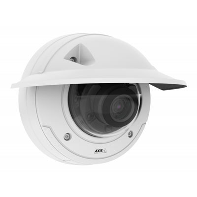 Axis Communications AXIS P3375-LVE HDTV 1080p Day/Night Outdoor IR IP Dome Camera