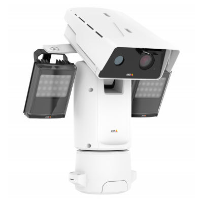 Axis Communications AXIS Q8741-LE 35 mm 8.3/30 fps HDTV 1080p Thermal PTZ IP IR Camera