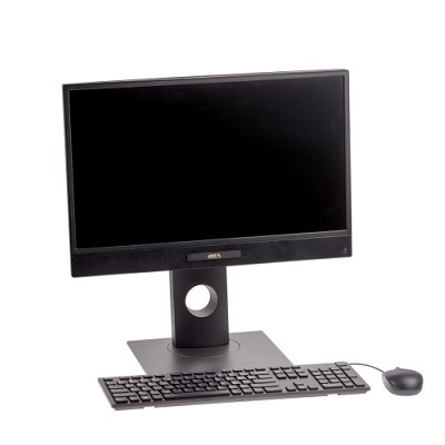 Axis Communications S9201 Mk ll All-in-one solution for optimal viewing