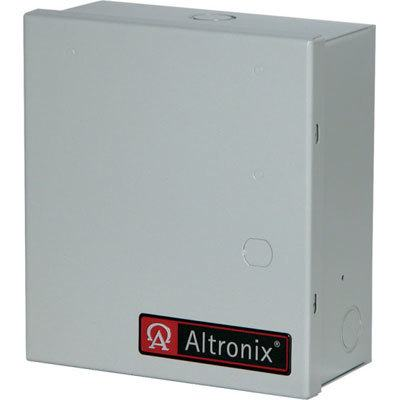 Altronix BC100 UL Recognized NEMA 1 Rated power supply/battery enclosure