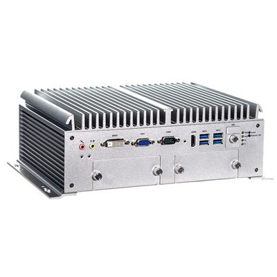BCDVideo BCDSF04S-IVS 4-Bay Small Form Factor In-Vehicle / Harsh Environment Server