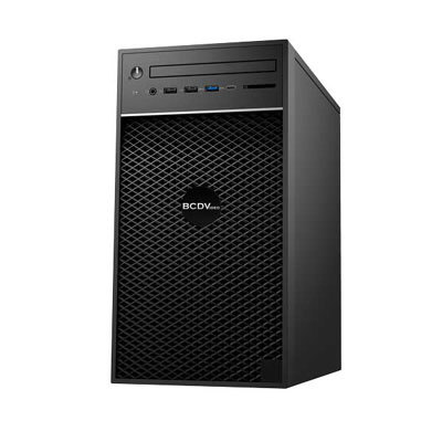 BCDVideo BCDT03-PWS Professional 3-Bay Tower Video Workstation