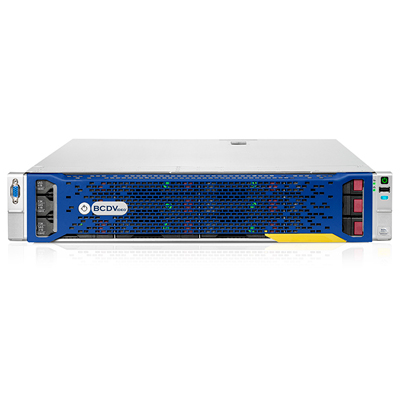 BCDVideo BCD215-NAS-109 Network Attached Storage Array