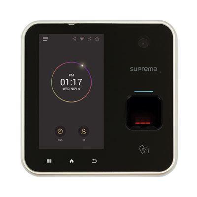 Suprema BSA2-OHPW Fingerprint IP Access Control And Time Attendance Terminal