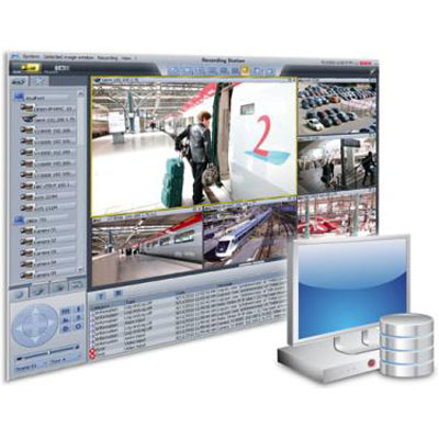 Bosch BRS-DVD-00A Recording And Management Software For IP Video