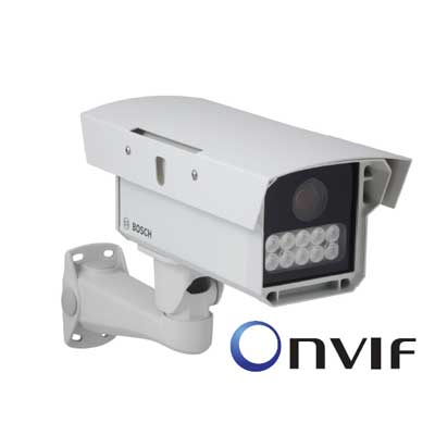 Bosch NER-L2R2-2 Day/Night IP NTSC License Plate Camera