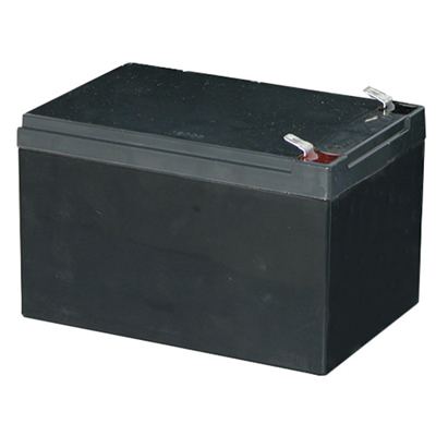 Altronix BT1212 Rechargeable Battery, Sealed Lead Acid (SLA), 12VDC, 12AH