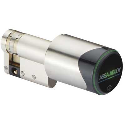 ASSA ABLOY - Aperio™ C100 EURO Metal single knob cylinder