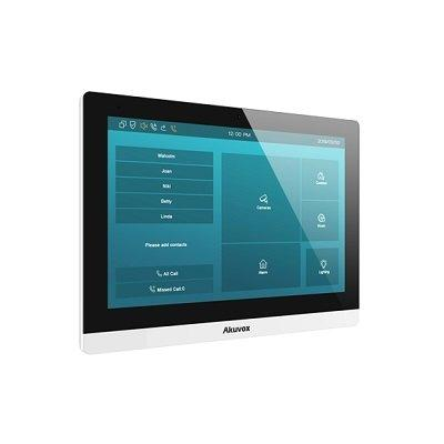 """Akuvox C317 10"""" Android Indoor Monitor"""