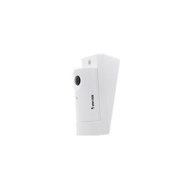 VIVOTEK CC8160 Low-profile Network Camera Designed For 180° Panoramic Indoor Surveillance