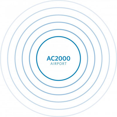 CEM AC2000 Airport Access Control System