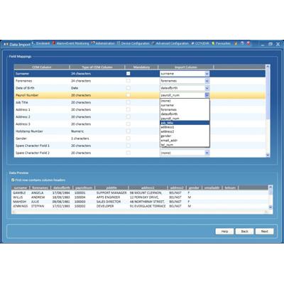 CEM AC2000 Data Import Tool