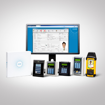 CEM AC2000 V.7 access control and security management system