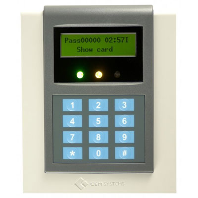 CEM RDR/611/104 Proximity And MiFare Card Reader