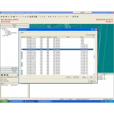 CEM SWVINT-MOBO AC2000 Mobotix Interface