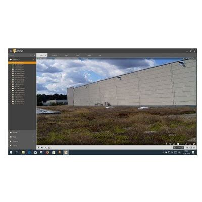 Eneo Center - Remote Software IER-25xx, IER-28xx, IER-38xx, MSR-24xx, MSR-25xx, MER-Series