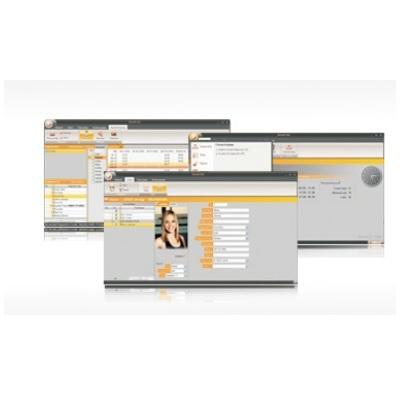 CIVINTEC BoneID Net Access Control Time Attendance Software