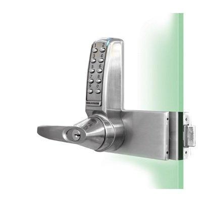 Codelocks CL4000 Electronic Glass Door Lock