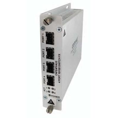 ComNet CNFE4FX4US 10/100 Mbps Ethernet 4 port unmanaged switch