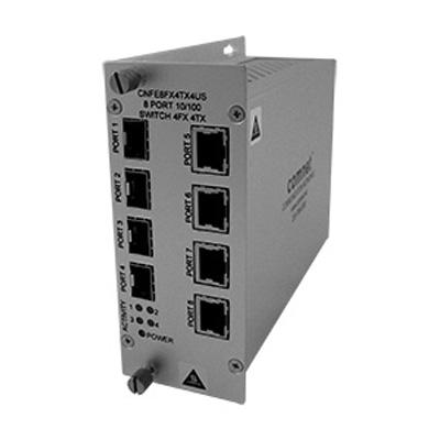 ComNet CNFE8FX8US 10/100 Mbps Ethernet 8 port unmanaged switch