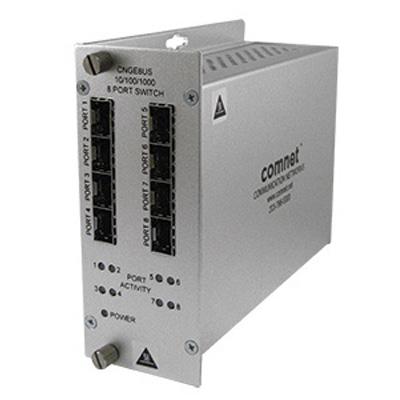 8US 10/100/1000 Mbps 8 Port Ethernet unmanaged switch