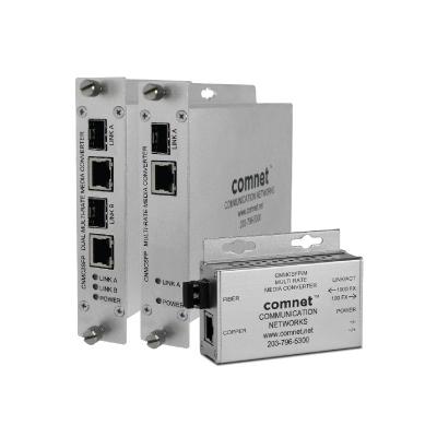 ComNet CNMCSFPPOE/M Mini Ethernet Media Converter