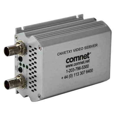 ComNet Introduces New Video Encoder/Decoder Designed For Environmentally Challenging Applications