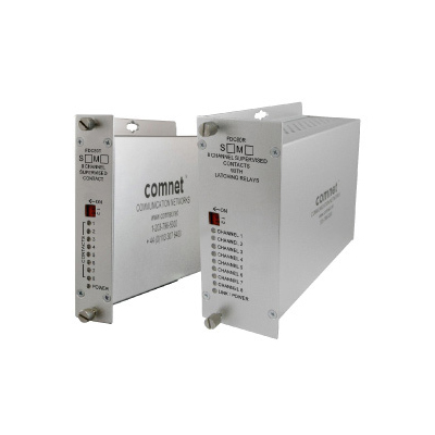 ComNet FDC80TM1 8-channel Supervised Contact Closure Transmitter