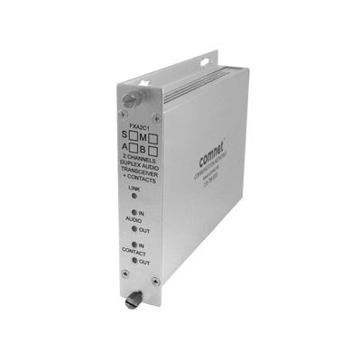 ComNet FTA2C1M1 2-Channel Audio Transmitter