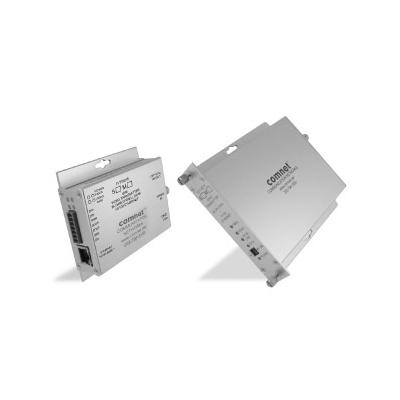 ComNet FVT/FVR10D1E(M)(S) Video Transmitter/ Receiver And Data Transceiver