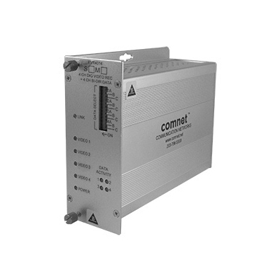 ComNet FVT/FVR4014(M)(S)1 Video Transmitter/receiver And Data Transceiver