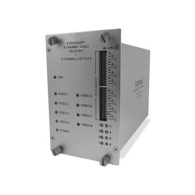 ComNet FVT/FVR80D8SFP Optical Video Link