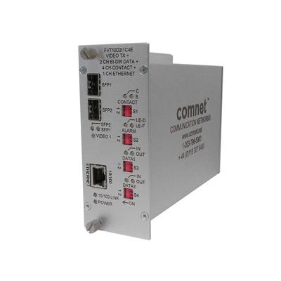 ComNet FVT10D2I1C4E Transmitter Video / Bi-directional Data