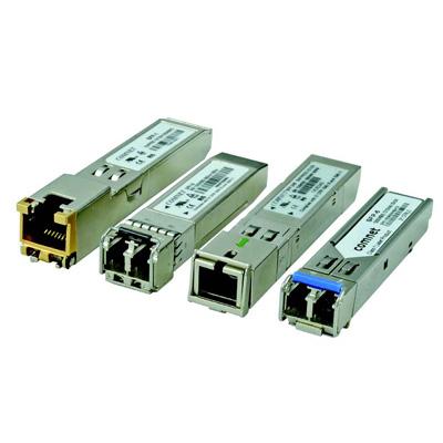 ComNet SFP-16 Copper And Optical Fiber Transceivers