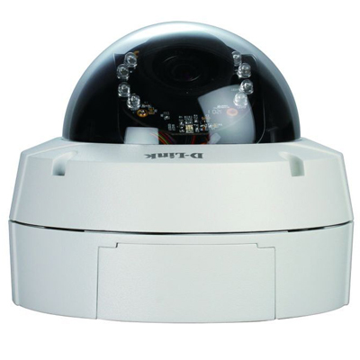 D-Link Introduces Its HD Fixed Dome Day & Night Network Camera