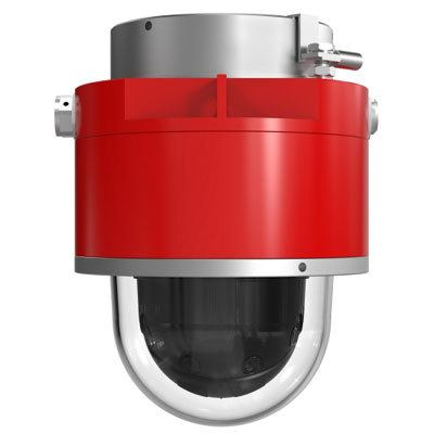 Axis Communications D101-A XF P3807 Explosion-Protected Multisensor IP Dome Camera