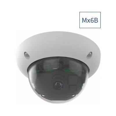 MOBOTIX Mx-D26B-6D041 D26B Complete Cam 6MP, B041 (Day)