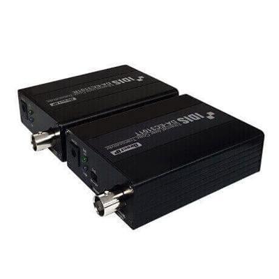 IDIS DA-EC3101R Ethernet Over Coax (EoC) Transceiver