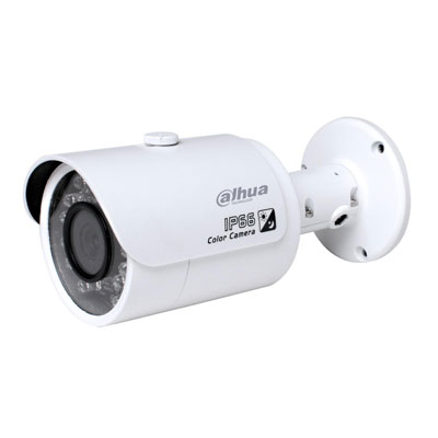 Dahua Technology DH-IPC-HFW1000S 1MP Color Monochrome HD Network Small IR-bullet Camera