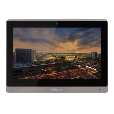 Dahua Technology DH-VTH1660CH 10-inch Color Indoor Monitor