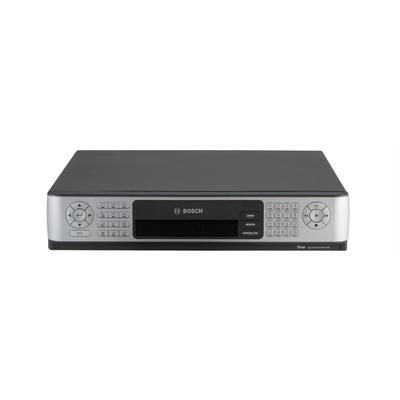 Bosch Divar 700 Series H.264 Hybrid And Network HD Recorder