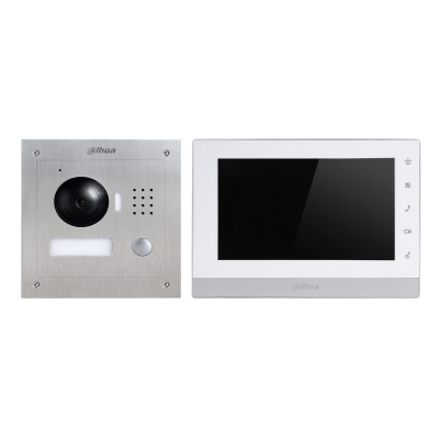 Dahua Technology VTK-VTO2000A-VTH1550CH 7 Inch IP Kit