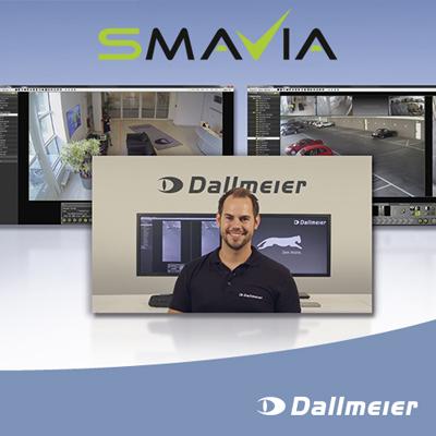 Dallmeier SMAVIA Viewing Client VideoIP Software