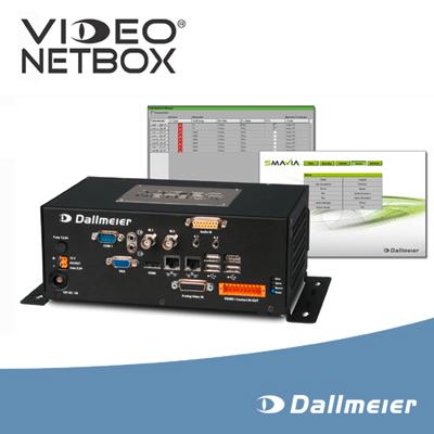 Dallmeier VideoNetBox II 8 Channel Digital Video Recorder